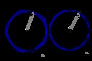 Two circ polygon