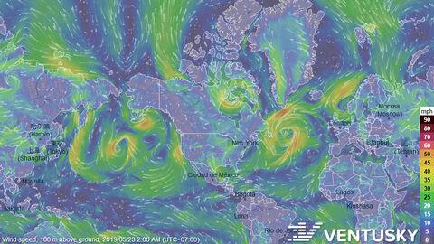 Vector field (wind)