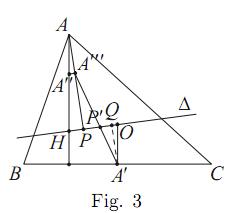 Cercul celor 9 puncte (Euler) (3)
