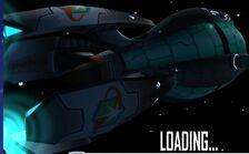 Max Blaster's Ship