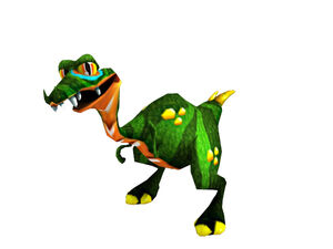 Ickasaur