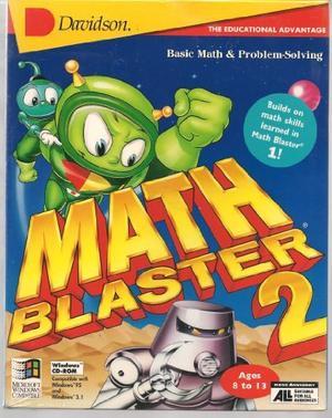 Math Blaster 2