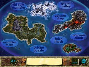 Islandia map