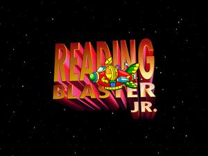 Reading Blaster Jr