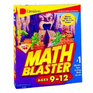 Math Blaster 9-12