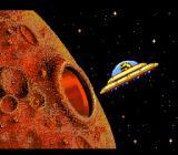 Trash Alien Planet