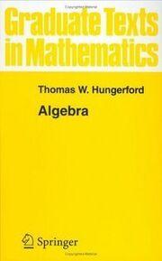 Hungerford - Algebra