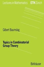 Topics-in-combinatorial-group-theory