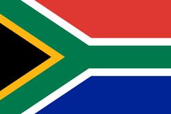 Flaga Afryki Południowej