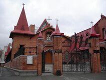 Katedra Przemienienia Pańskiego w Mikołajowie