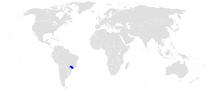 Położenie São Paulo