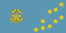 Flaga Tuwalu