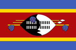Flaga Suazi