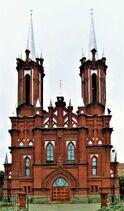 Parafia Najświętszej Maryi Panny w Władcywschodzie