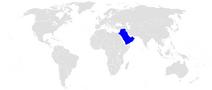 Położenie Izraela