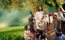 Jezus z dziećmi
