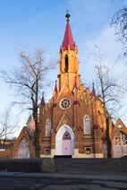 Kościół Wniebowzięcia Najświętszej Maryi Panny w Irkucku