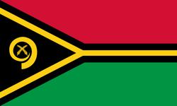 Flaga Vanuatu