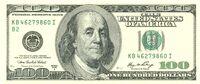 100 USD a