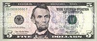 5 USD a
