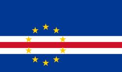 Flaga Zielonego Przylądka