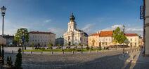 Wadowice Plac Jana Pawła II