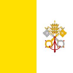 Flaga Watykanu