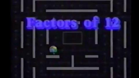 Square One TV - Mathman Factors Of 12-0