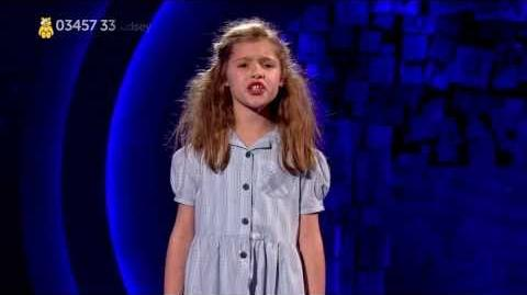 Matilda The Musical on Children In Need 2013