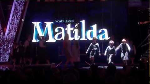Matilda the Musical at the RVP 2012 - When I Grow Up & Naughty (HD)