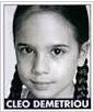 Cleo Demetriou
