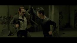 Subway Fight Begin