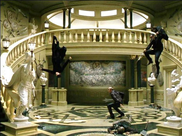 Image result for matrix reloaded