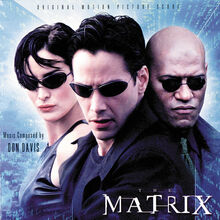 The Matrix Original Motion Picture Score