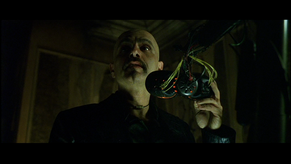 Cypher Helps Neo Escape