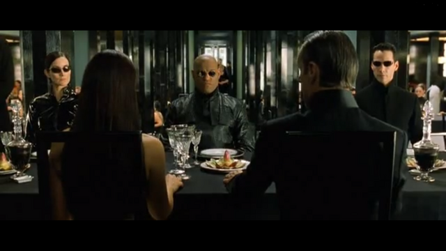 File:Neo and Trio Meets Merovingian.png