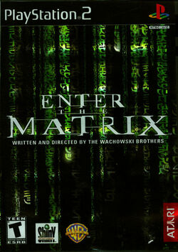 Enter the matrix (2003)