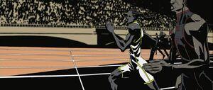 World Record - race