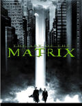 The art of the matrix cover