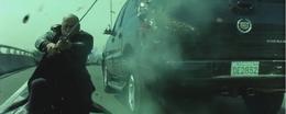 Morphes penetrate car