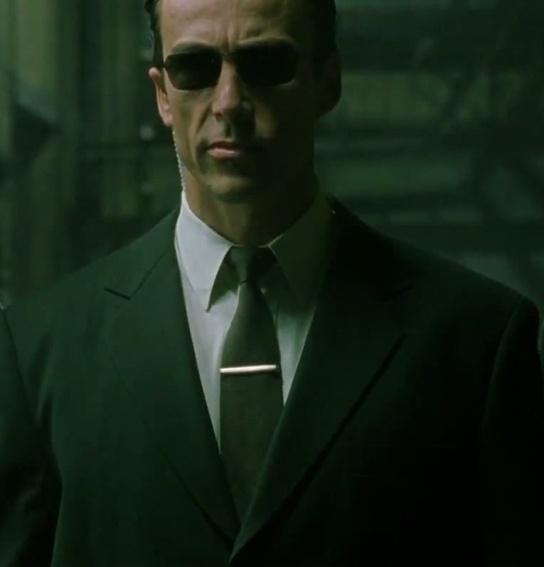 Wonderful Agent Johnson