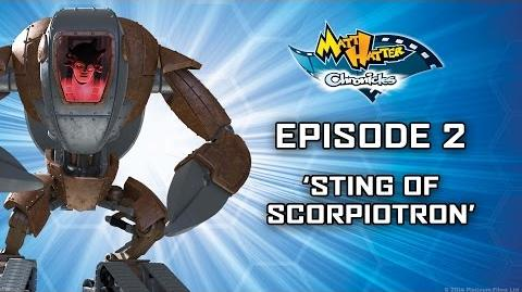 Sting of Scorpiotron