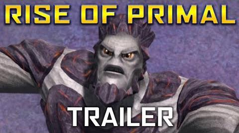 Matt Hatter Chronicles - Rise Of Primal Movie Trailer