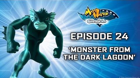 Monster From The Dark Lagoon