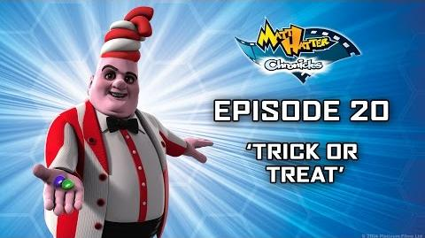 Hatter TV Episode 20 – Trick or Treat