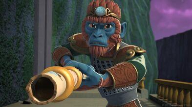 15. Monkey King