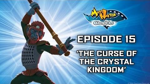 The Curse Of The Crystal Kingdom