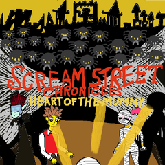 Scream Street Chronicles Heart of the Mummy