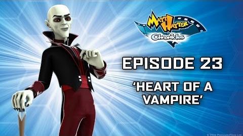 Heart Of A Vampire