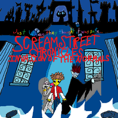 Scream Street Chronicles Invasion Of The Normals